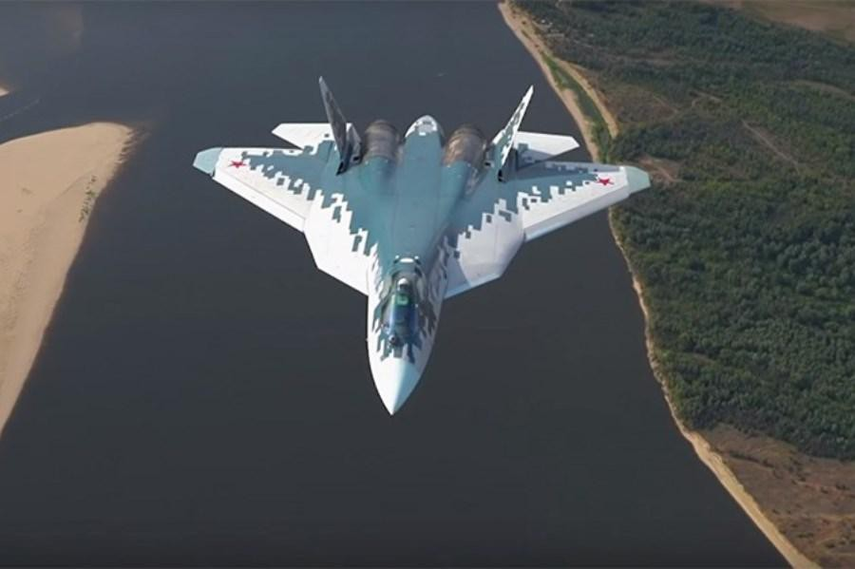 Tiem kich Su-57 se som duoc nang cap dong co manh nhat the gioi-Hinh-2
