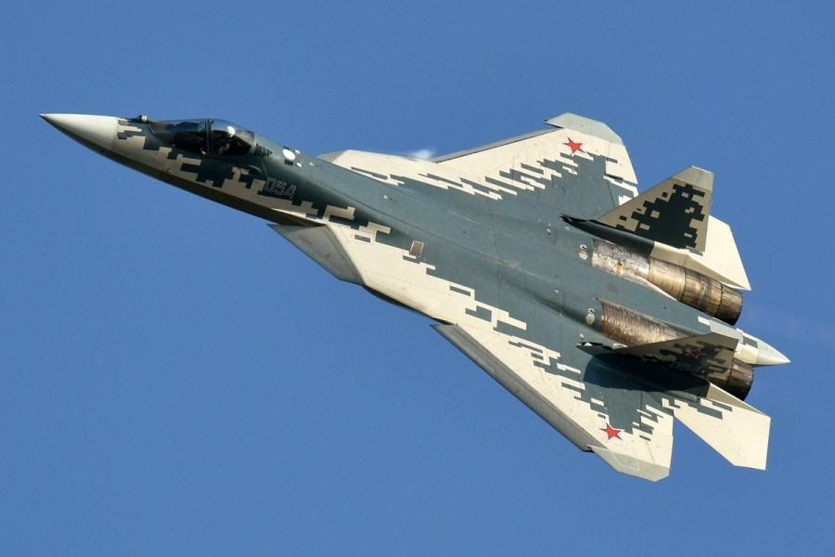 Tiem kich Su-57 se som duoc nang cap dong co manh nhat the gioi