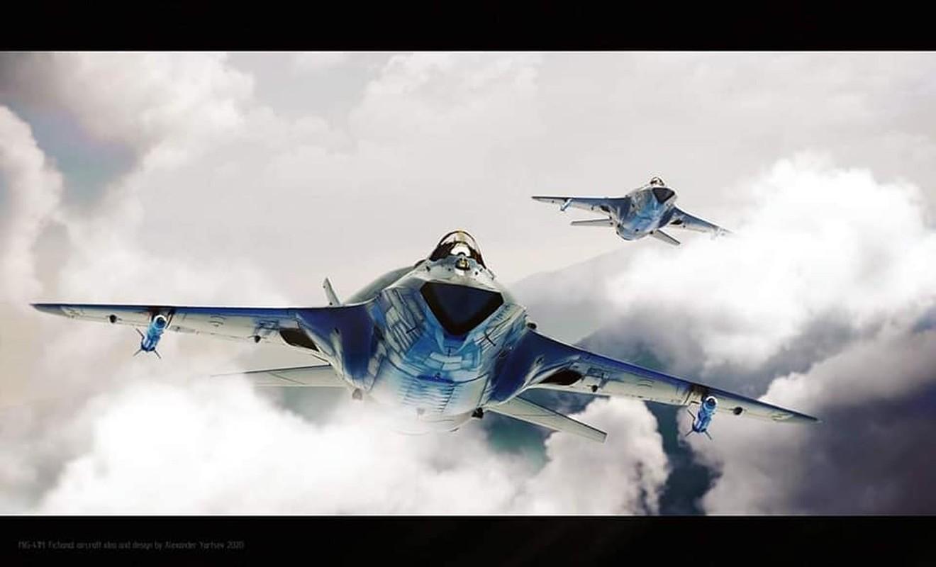 Thiet ke cuc doc cua tiem kich MiG-41 lieu co thanh hien thuc-Hinh-2