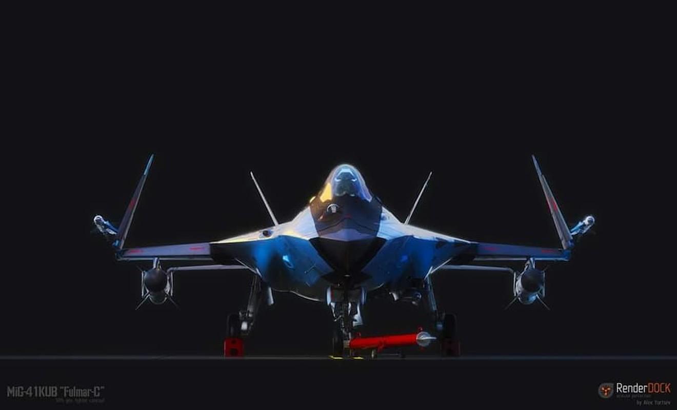 Thiet ke cuc doc cua tiem kich MiG-41 lieu co thanh hien thuc-Hinh-3