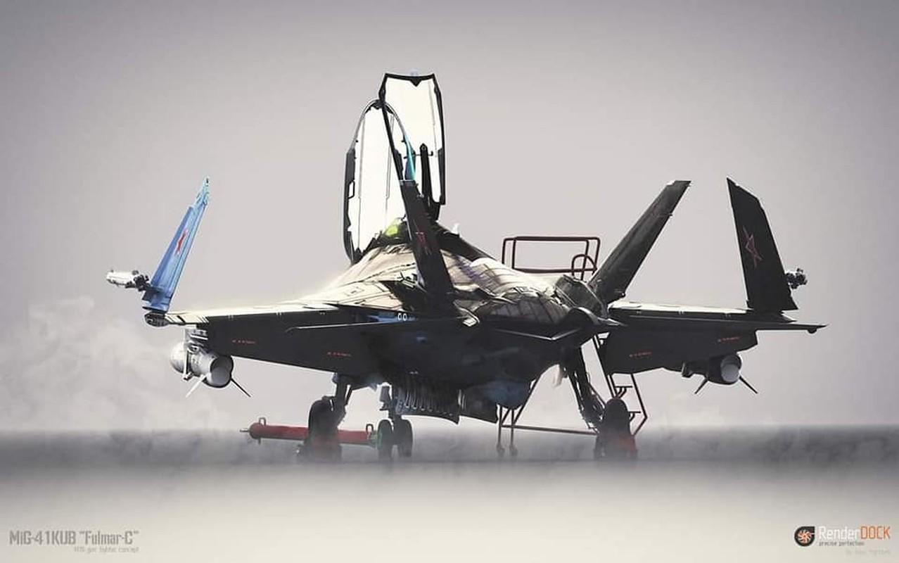 Thiet ke cuc doc cua tiem kich MiG-41 lieu co thanh hien thuc-Hinh-4