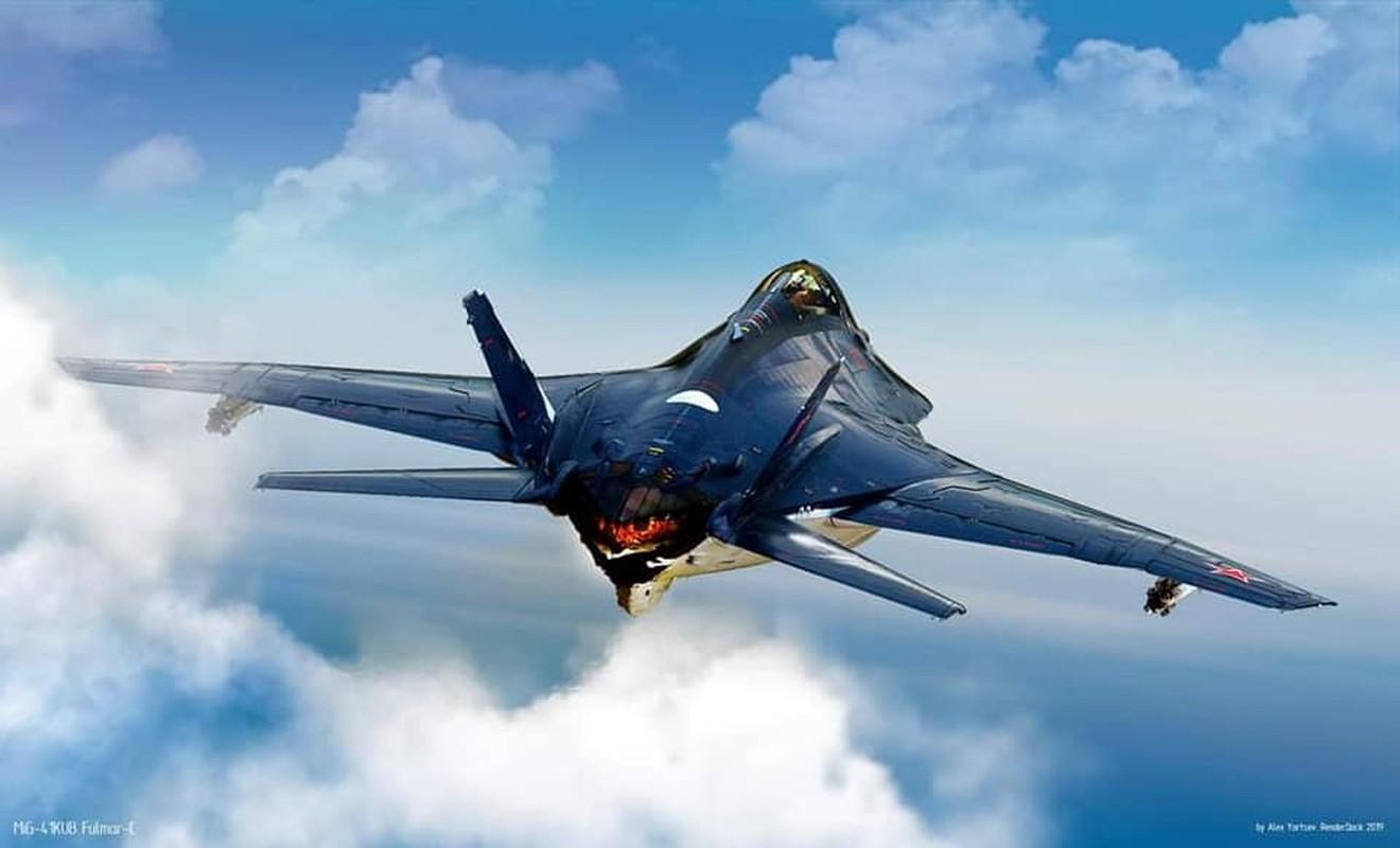 Thiet ke cuc doc cua tiem kich MiG-41 lieu co thanh hien thuc-Hinh-5