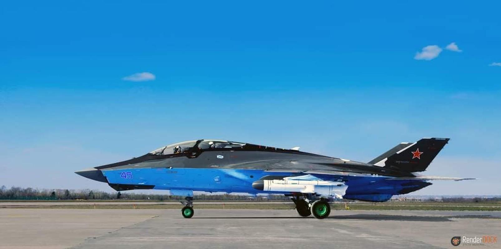 Thiet ke cuc doc cua tiem kich MiG-41 lieu co thanh hien thuc-Hinh-6