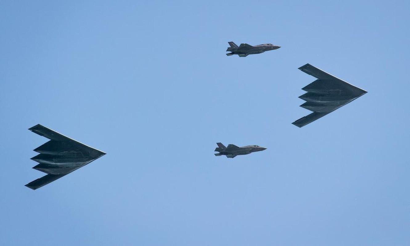 Lan dau trong lich su tiem kich F-35 cua My