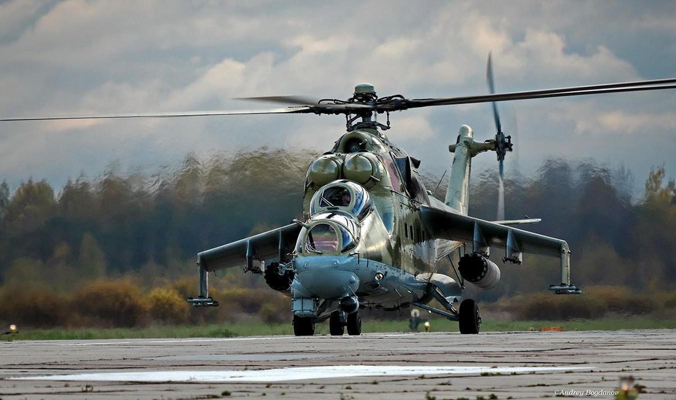 Nga cao buoc Azerbaijan co y ban ha truc thang Mi-24 cua nuoc nay-Hinh-9