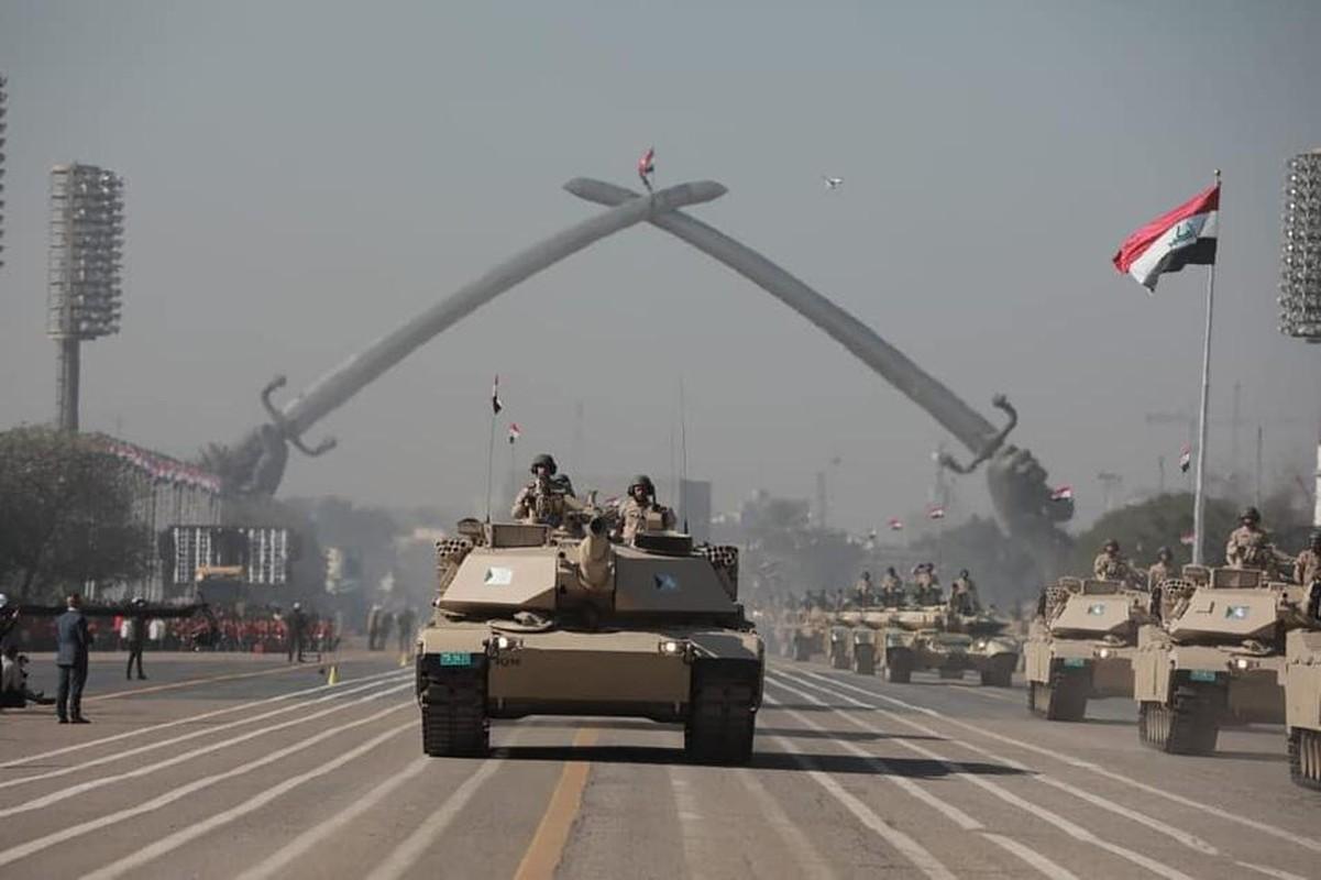 Iraq duyet binh khung ky niem 100 nam thanh lap quan doi-Hinh-10
