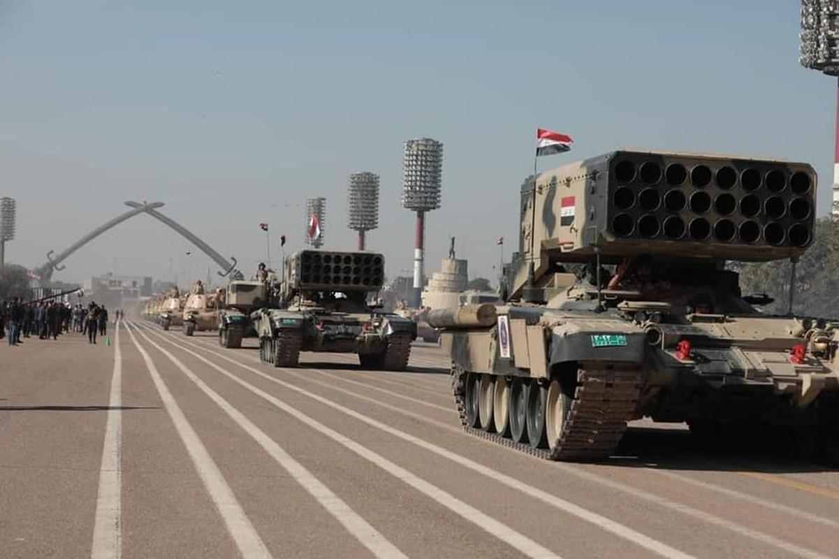 Iraq duyet binh khung ky niem 100 nam thanh lap quan doi-Hinh-11