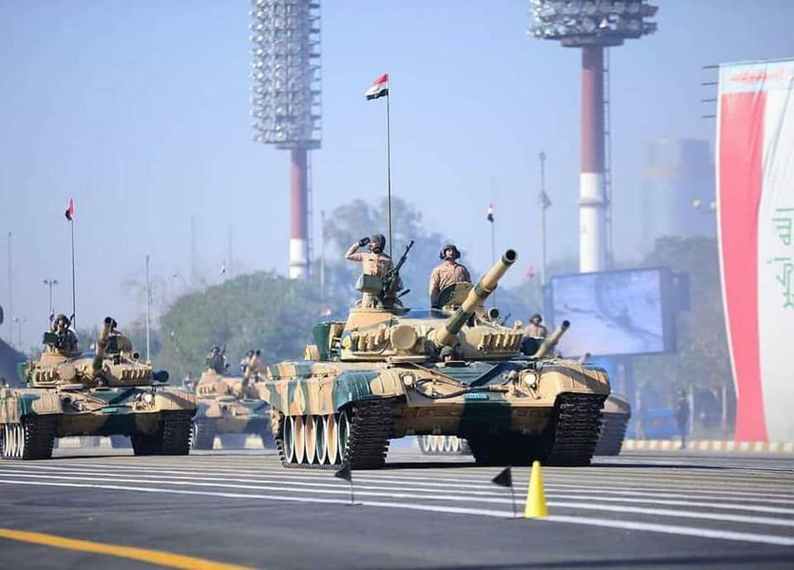 Iraq duyet binh khung ky niem 100 nam thanh lap quan doi-Hinh-13