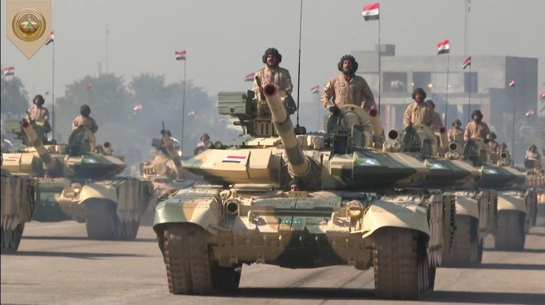 Iraq duyet binh khung ky niem 100 nam thanh lap quan doi-Hinh-15