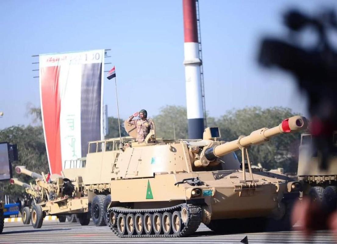 Iraq duyet binh khung ky niem 100 nam thanh lap quan doi-Hinh-17