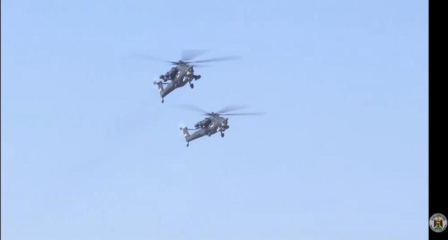 Iraq duyet binh khung ky niem 100 nam thanh lap quan doi-Hinh-19