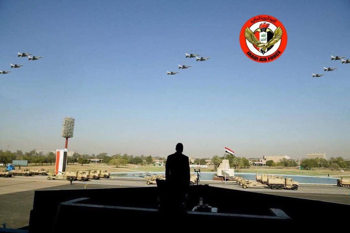 Iraq duyet binh khung ky niem 100 nam thanh lap quan doi-Hinh-2