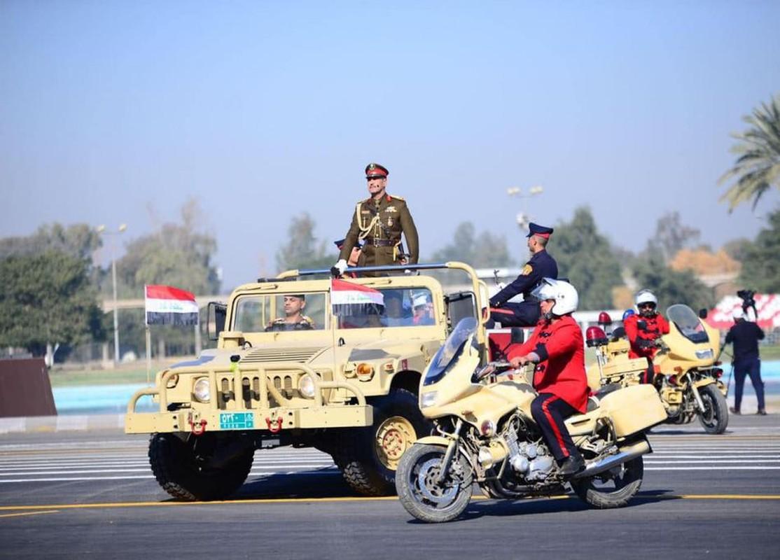 Iraq duyet binh khung ky niem 100 nam thanh lap quan doi-Hinh-4