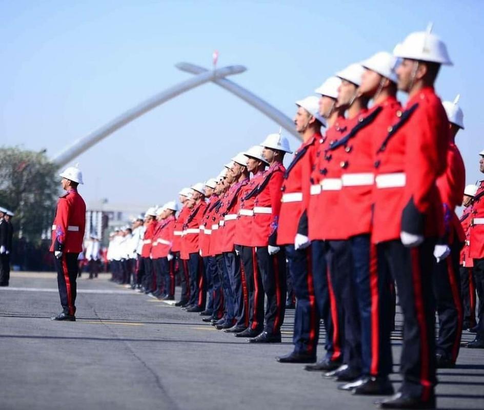 Iraq duyet binh khung ky niem 100 nam thanh lap quan doi-Hinh-5