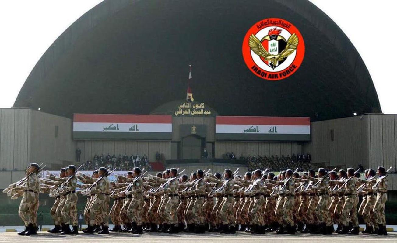 Iraq duyet binh khung ky niem 100 nam thanh lap quan doi-Hinh-6