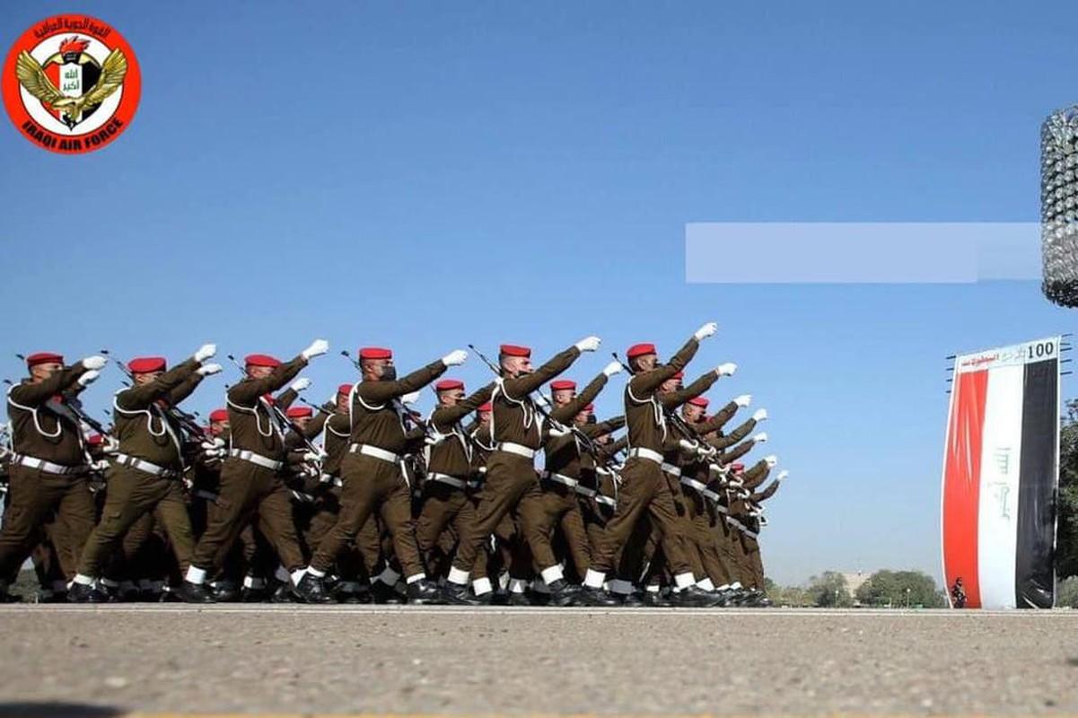 Iraq duyet binh khung ky niem 100 nam thanh lap quan doi-Hinh-7