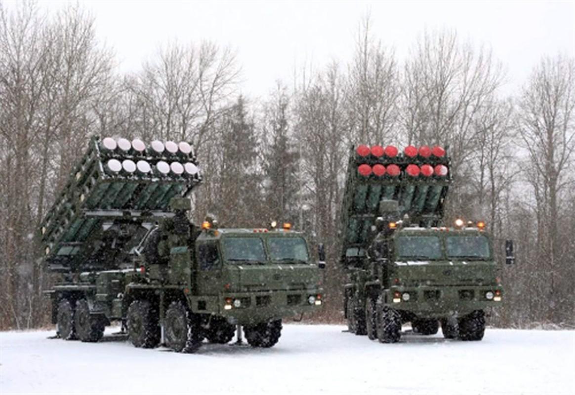 Nga se duoc trang bi sieu ten lua danh chan S-350 trong nam 2021