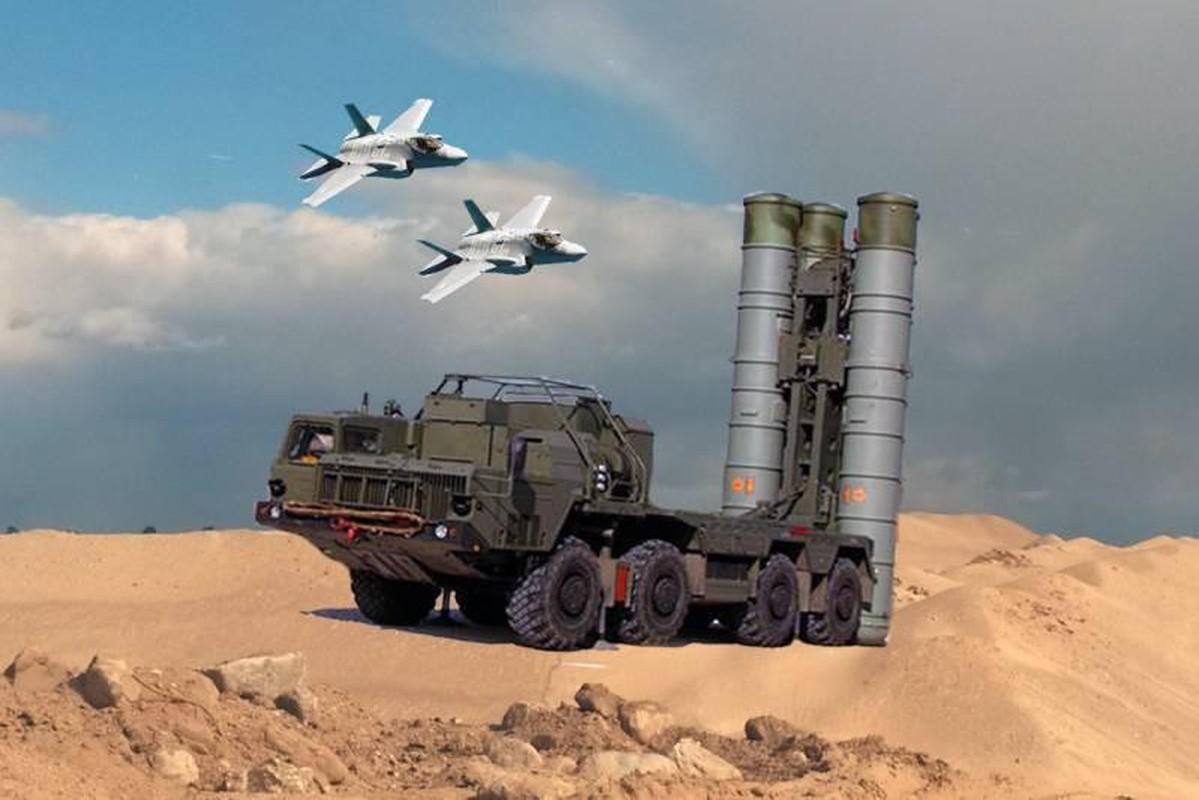 Tai sao phi cong F-35 duoc khuyen cao khong bay gan ten lua S-400?