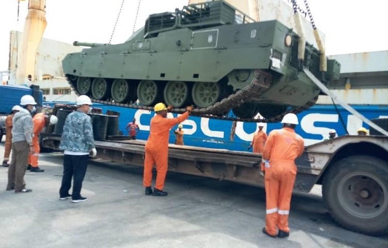 Xe tang VT4 cua Trung Quoc lan dau thuc chien o chau Phi-Hinh-7