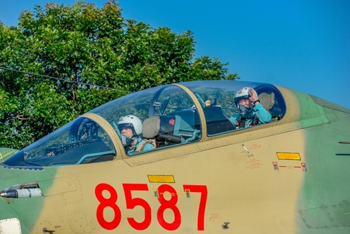 Hinh anh hiem tiem kich Su-30MK2 cua Viet Nam vuot buc tuong am thanh-Hinh-12