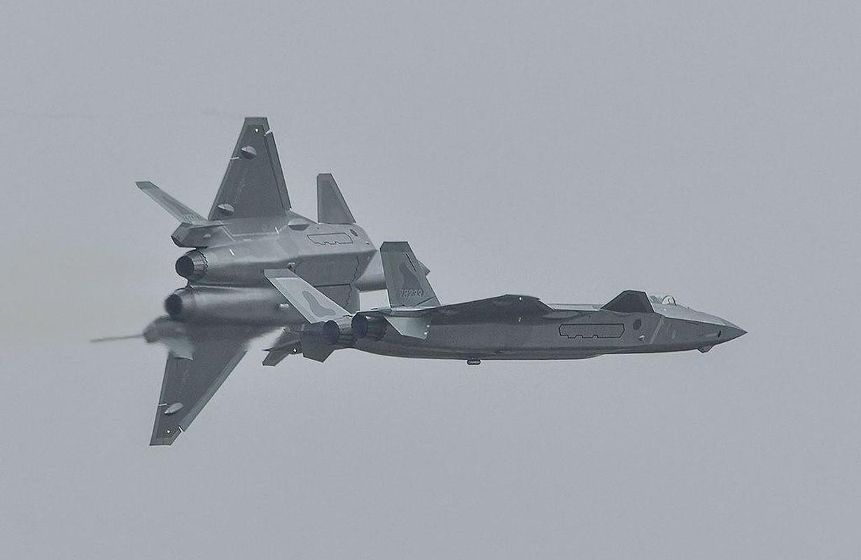 J-20 cua Trung Quoc thua xa tiem kich Rafale cua An Do-Hinh-13
