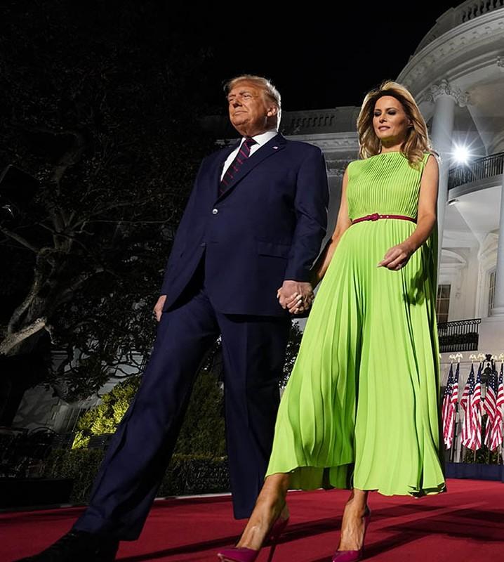 Melania Trump duoc quyen loi gi khi khong con la De nhat Phu nhan?-Hinh-11