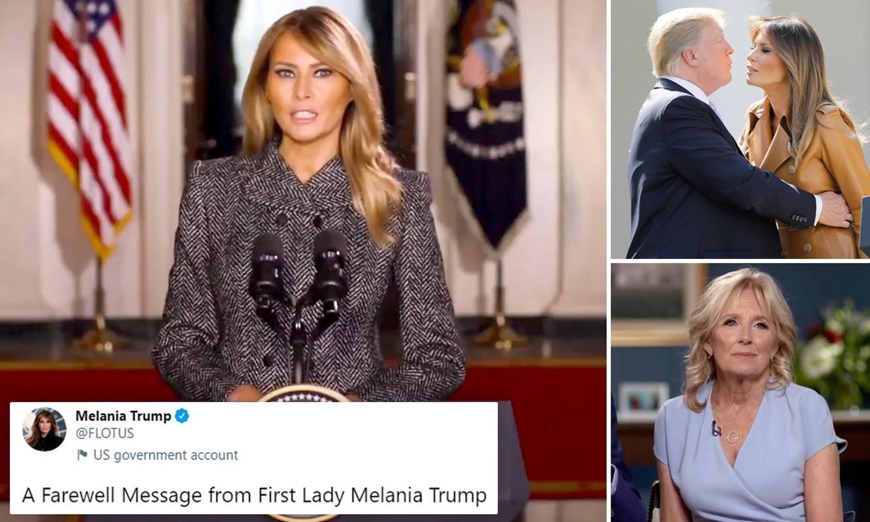 Melania Trump duoc quyen loi gi khi khong con la De nhat Phu nhan?-Hinh-2