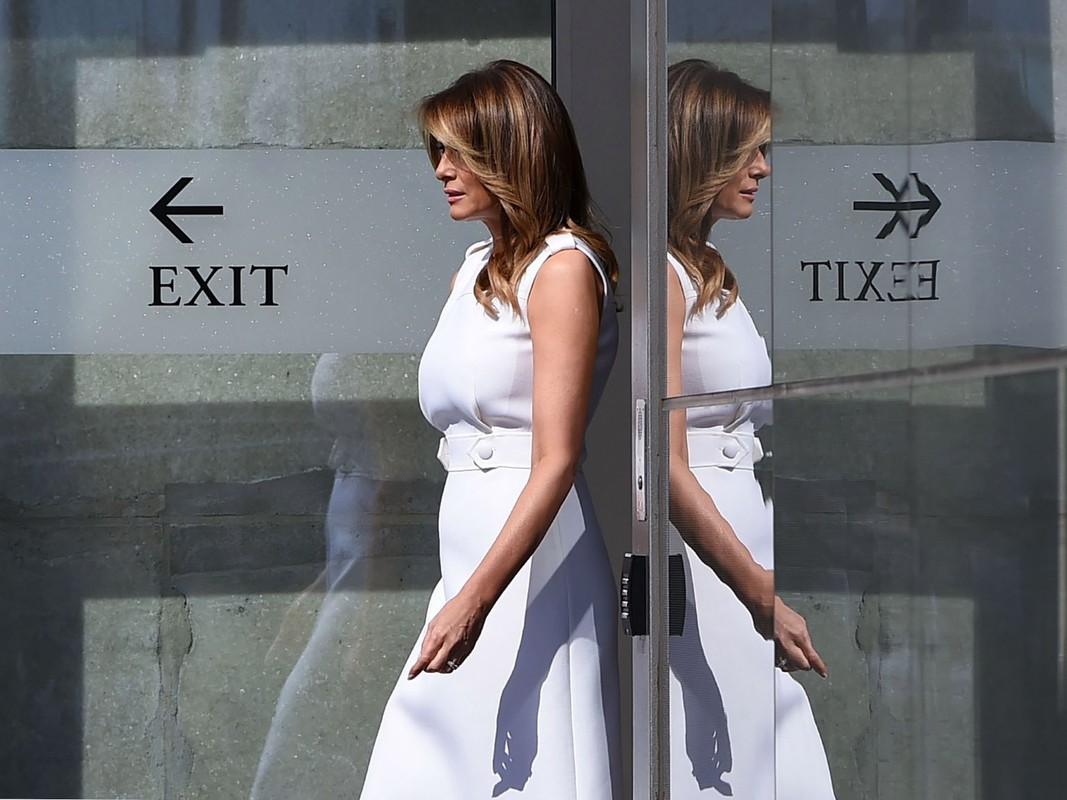 Melania Trump duoc quyen loi gi khi khong con la De nhat Phu nhan?-Hinh-9