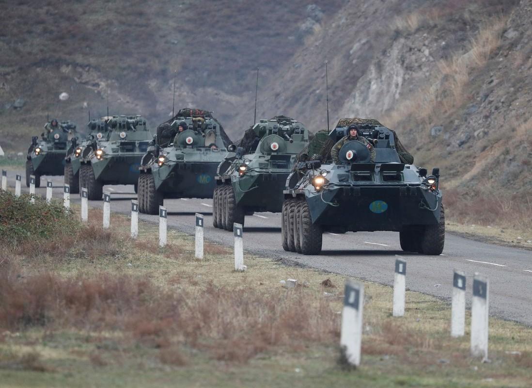 Nhung khoanh khac dau xe long sau cuoc xung dot giua Armenia va Azerbaijan-Hinh-15