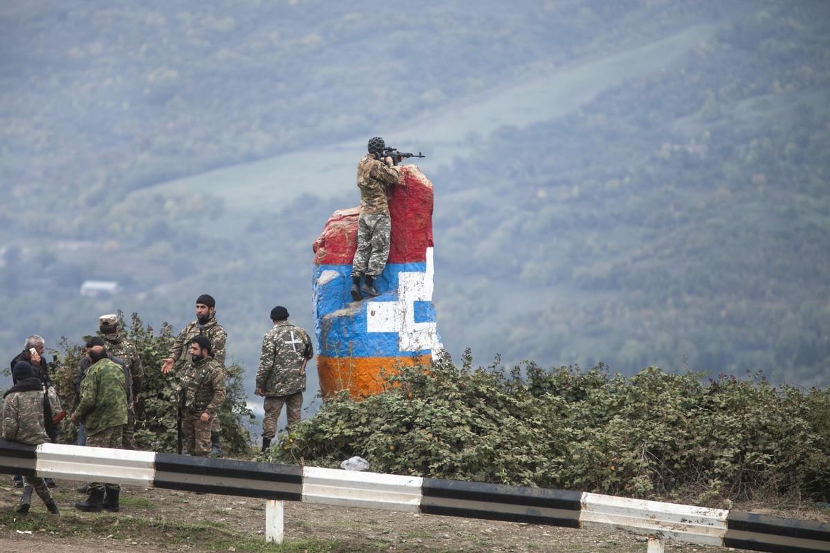 Nhung khoanh khac dau xe long sau cuoc xung dot giua Armenia va Azerbaijan-Hinh-7