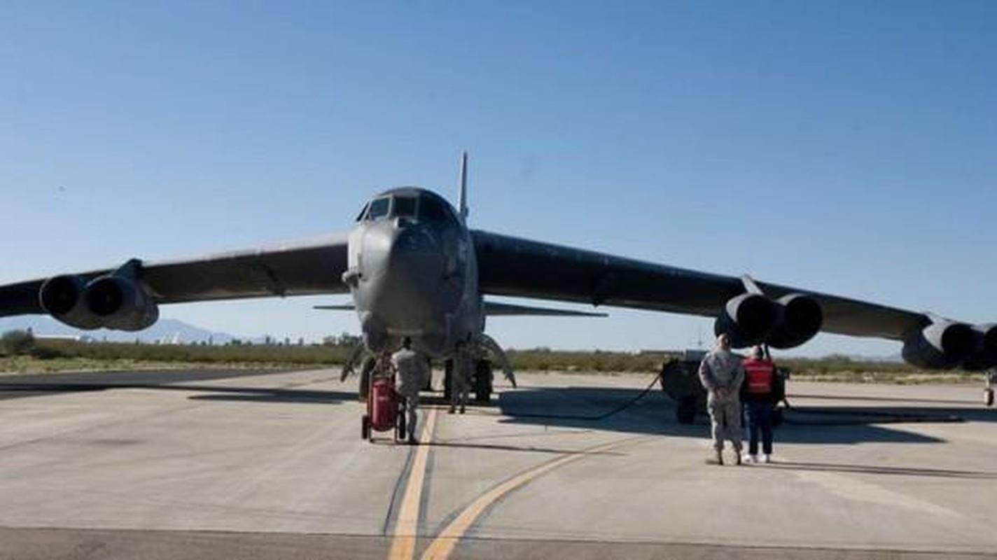 My lai tiep tuc dung Phao Dai Bay B-52H ran mat Iran-Hinh-11