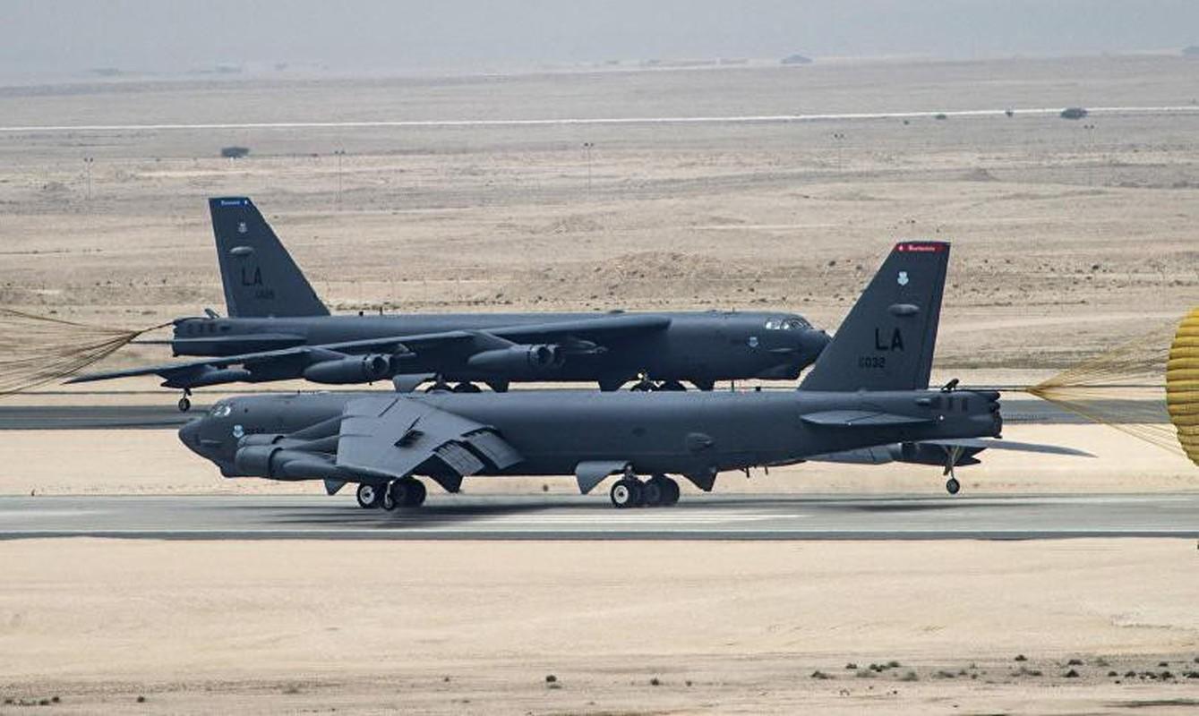 My lai tiep tuc dung Phao Dai Bay B-52H ran mat Iran-Hinh-5