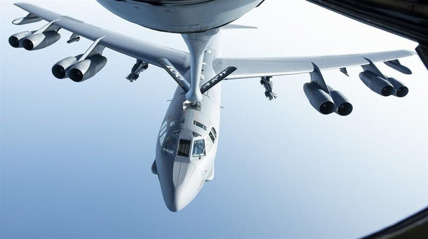 My lai tiep tuc dung Phao Dai Bay B-52H ran mat Iran-Hinh-6