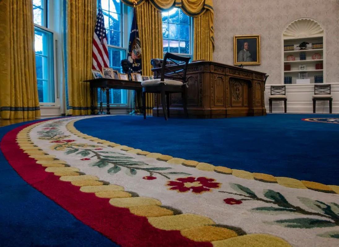Van phong lam viec cua ong Joe Biden trong bon nam toi-Hinh-5