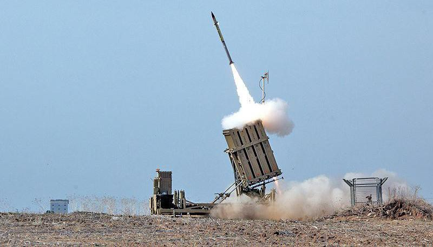 Israel bat ngo cho ra mat phien ban ten lua Vom Sat tren bien-Hinh-12