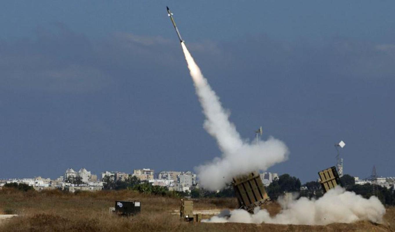 Israel bat ngo cho ra mat phien ban ten lua Vom Sat tren bien-Hinh-14