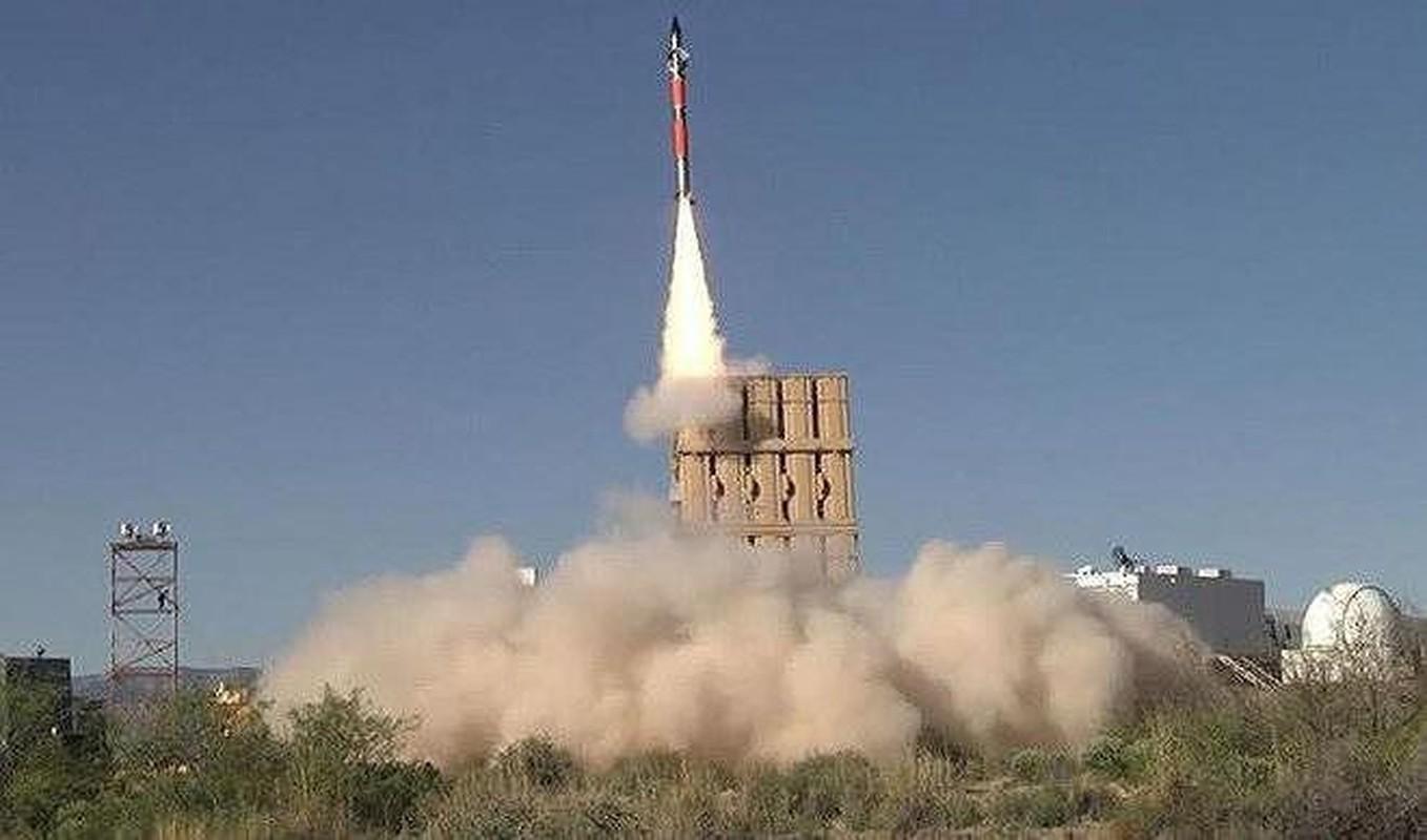 Israel bat ngo cho ra mat phien ban ten lua Vom Sat tren bien-Hinh-16