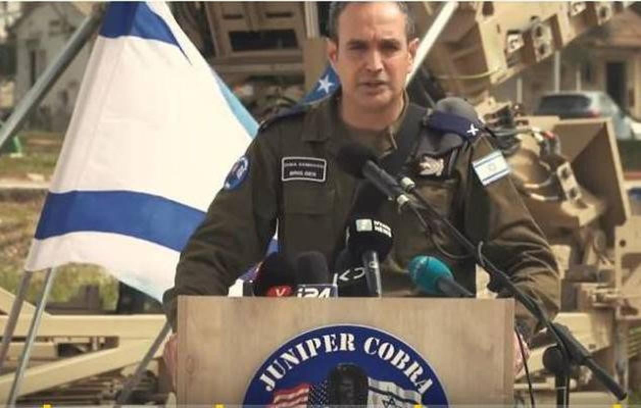 Israel bat ngo cho ra mat phien ban ten lua Vom Sat tren bien-Hinh-3