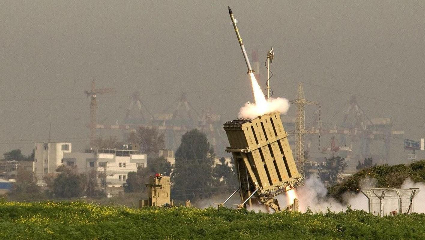 Israel bat ngo cho ra mat phien ban ten lua Vom Sat tren bien-Hinh-6