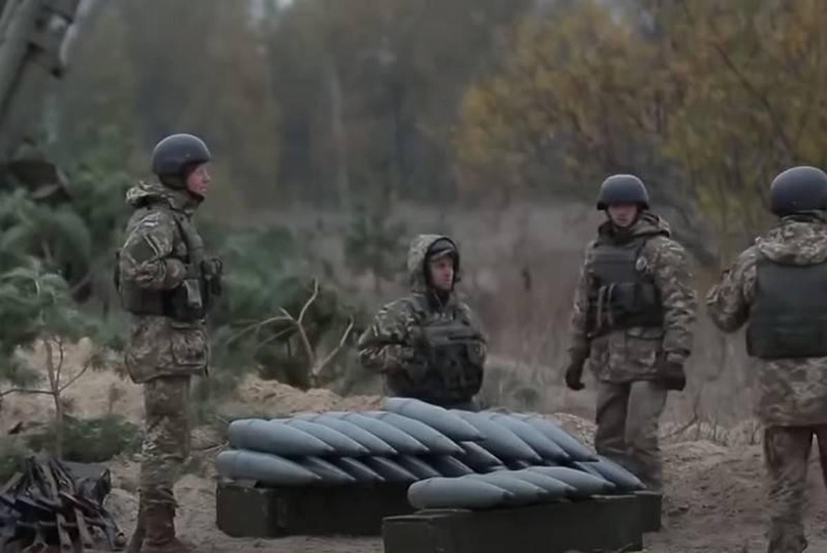 Ukraine bat luc khi phai trang bi