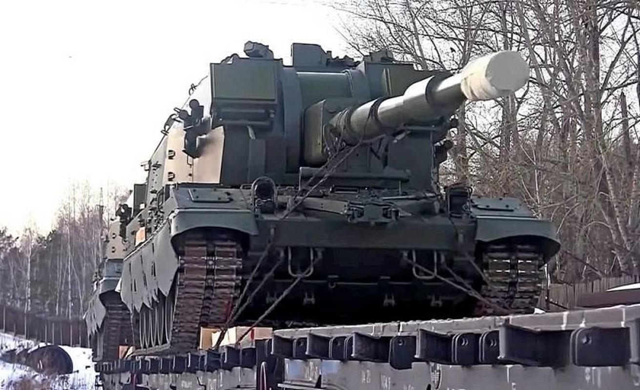 Nga trien khai sieu phao tu hanh toi sat bien gioi Ukraine, Kiev hoang mang-Hinh-5