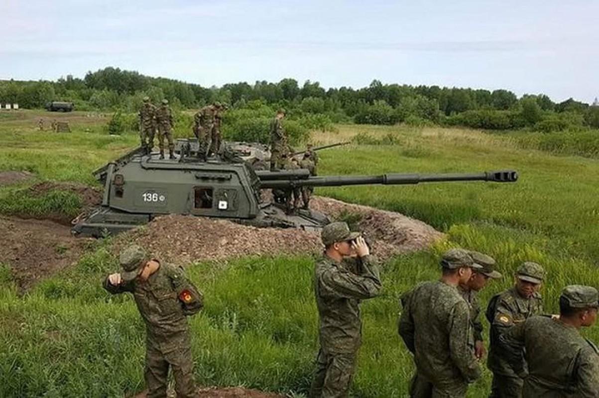 Nga trien khai sieu phao tu hanh toi sat bien gioi Ukraine, Kiev hoang mang-Hinh-7