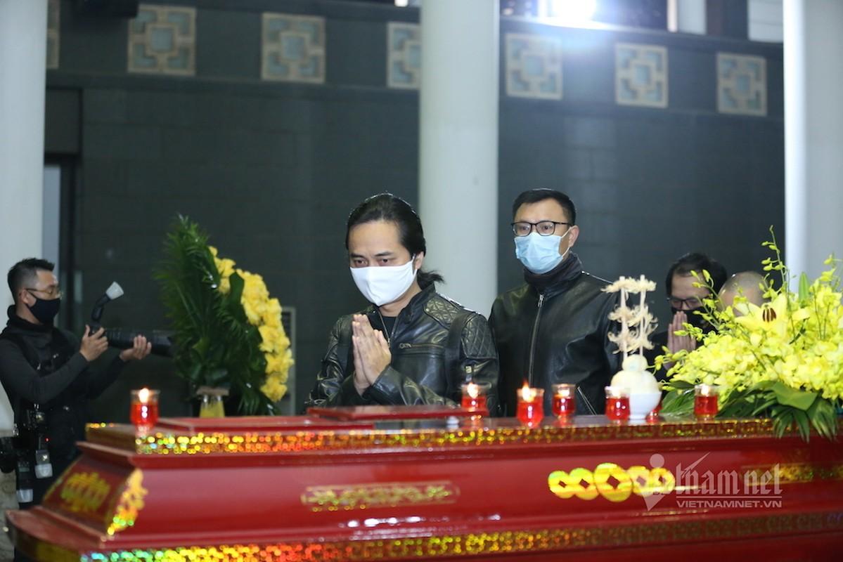 Thanh Lam, Trong Tan va cac nghe si den vieng NSND Trung Kien-Hinh-5