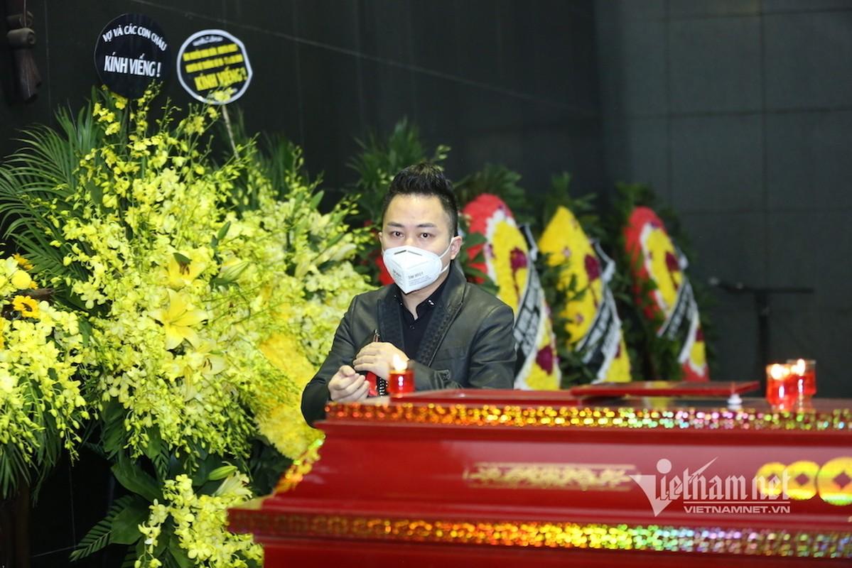 Thanh Lam, Trong Tan va cac nghe si den vieng NSND Trung Kien-Hinh-6