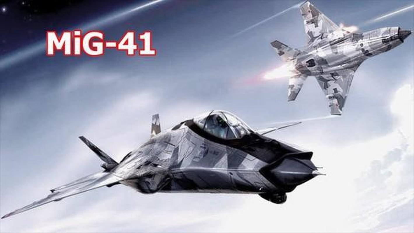 Trung Quoc 'thay mat Nga' khen tiem kich danh chan MiG-41-Hinh-2
