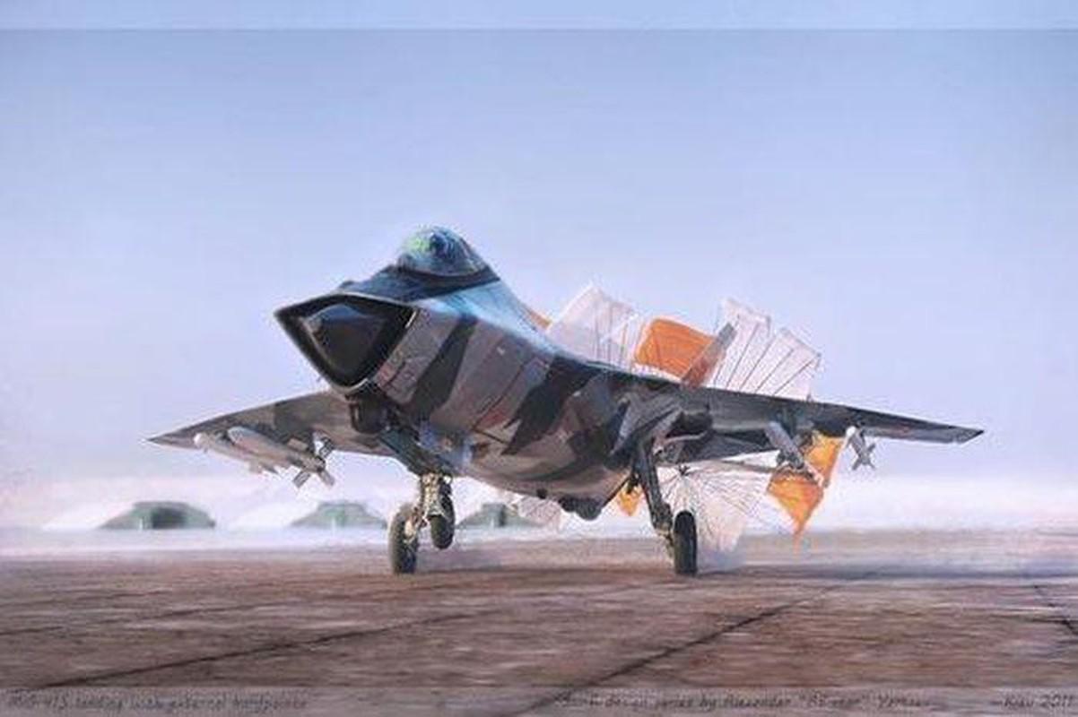 Trung Quoc 'thay mat Nga' khen tiem kich danh chan MiG-41-Hinh-4