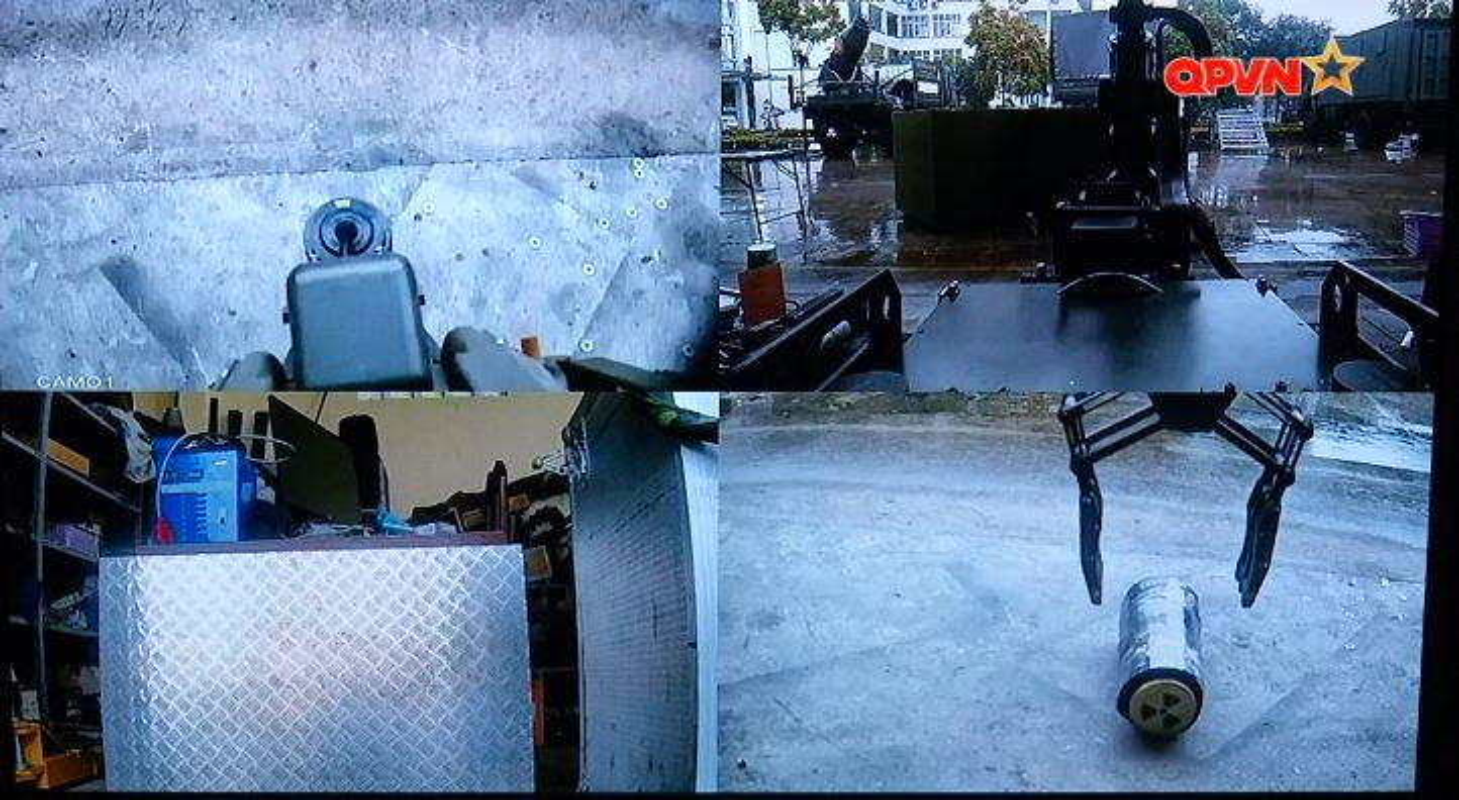 Robot trinh sat phong xa va hoa hoc RBH-18 do Viet Nam tu phat trien-Hinh-12