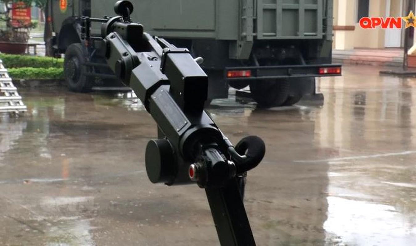 Robot trinh sat phong xa va hoa hoc RBH-18 do Viet Nam tu phat trien-Hinh-13