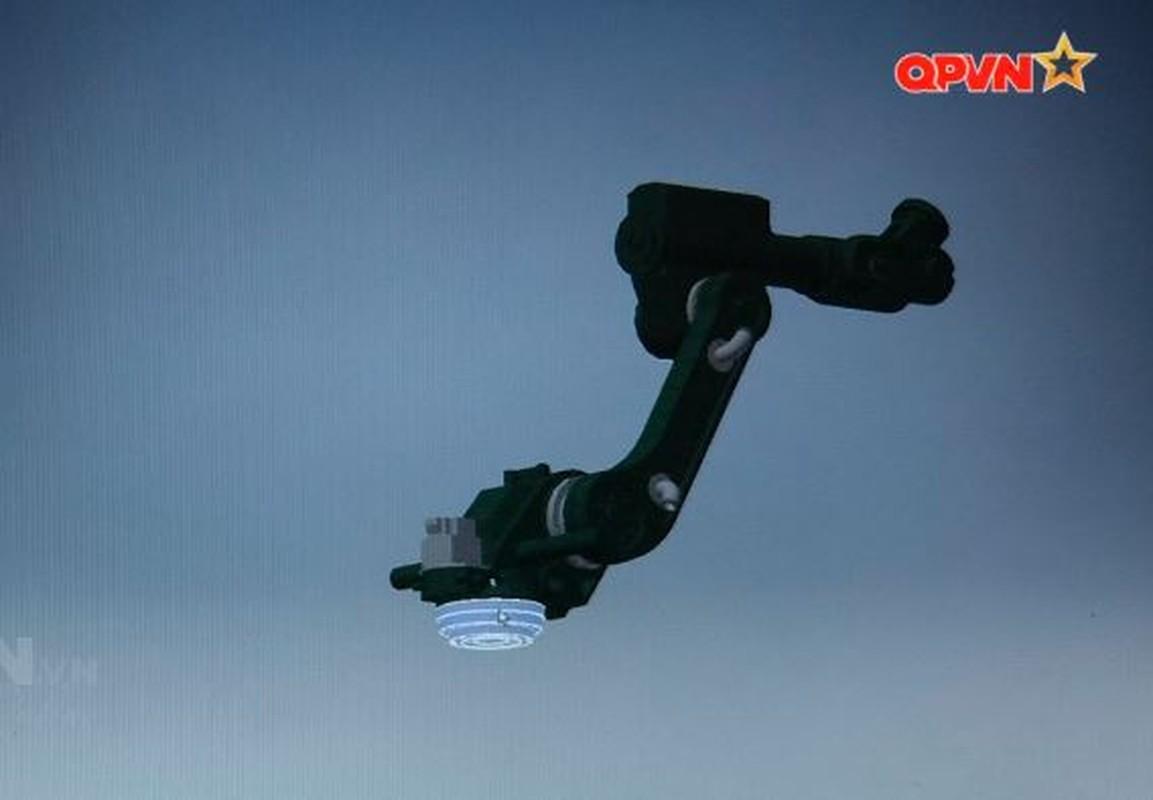Robot trinh sat phong xa va hoa hoc RBH-18 do Viet Nam tu phat trien-Hinh-7