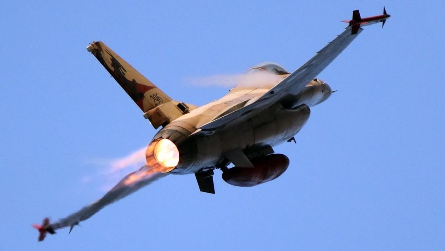 Israel ban tiem kich F-16 gia re, Viet Nam tot nhat khong nen mua-Hinh-7